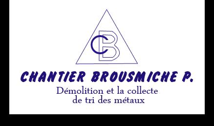 Chantier Brousmiche P. - Démolition, collecte de métaux, sablage et peinture